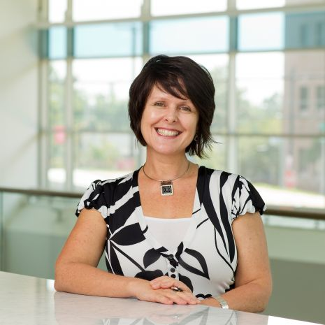 Image of Wendy Magee, Professor of Music Therapy