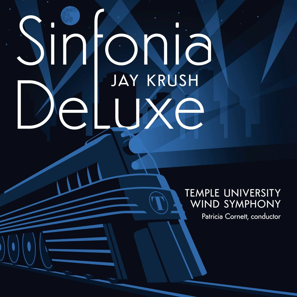 Cover for Sinfonia DeLuxe by Jay Krush